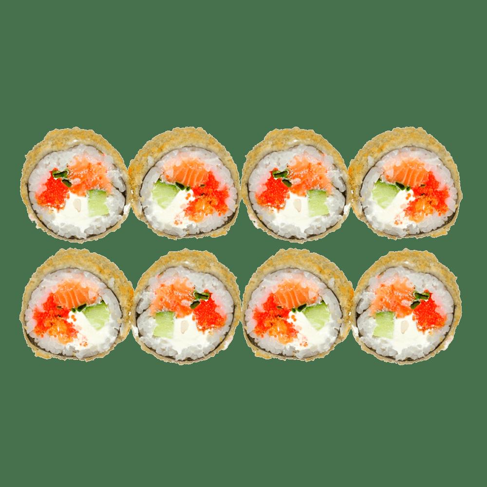 Sake tempura