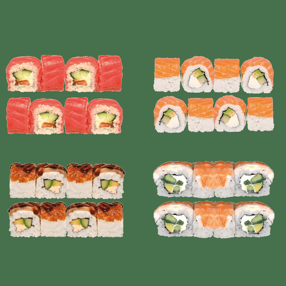 Sushi sets (15)