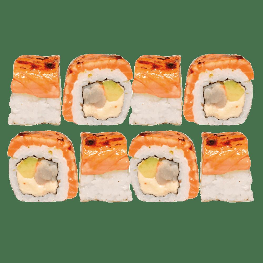 Tataki sake maki