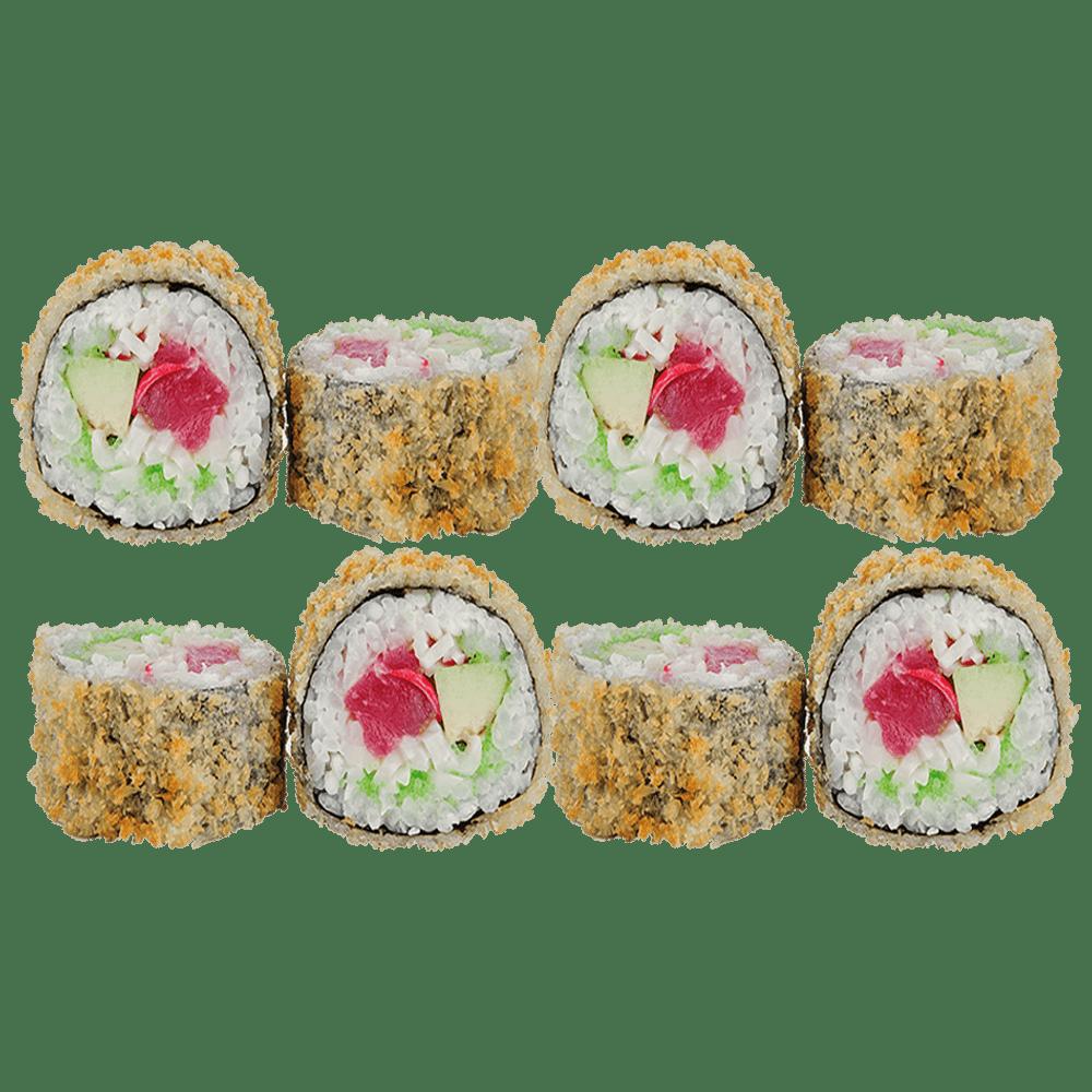 Tuna tempura