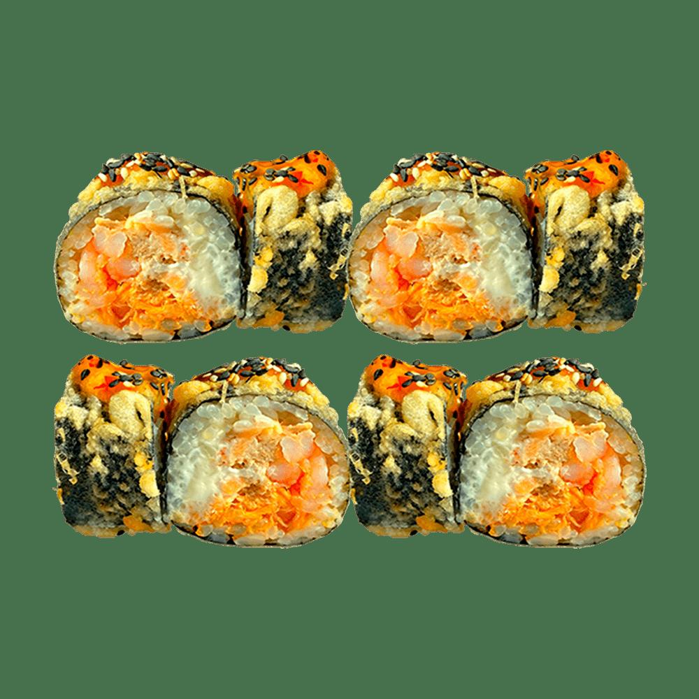 Mango tempura