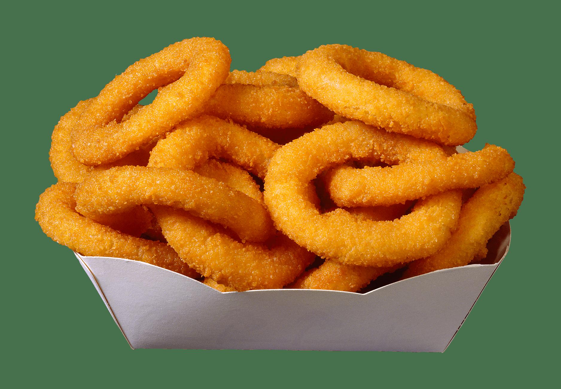 Onion rings (10 pcs)